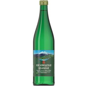 Бутылка стеклянная 0,5 л. с винтовой пробкой